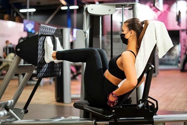 Fitness-Studios in Rheinfelden drängen auf Öffnung