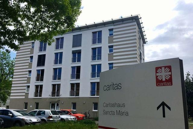 Neue Corona-Fälle im Lahrer Pflegeheim Sancta Maria