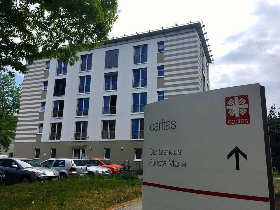 Pflegeheim Sancta Maria in Lahr  | Foto: Mark Alexander