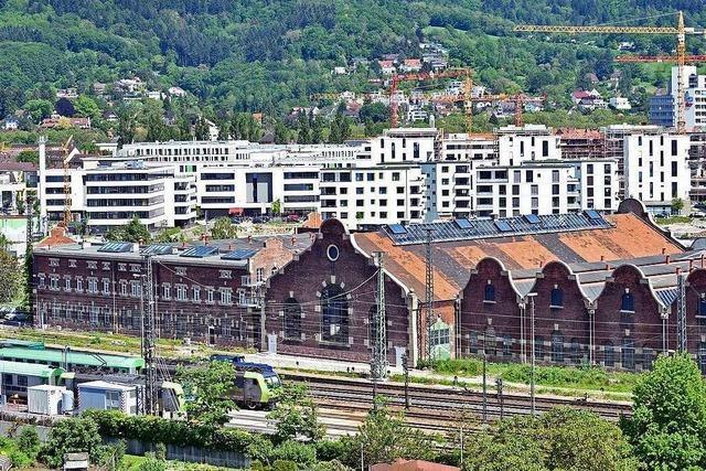 Freiburger Softwareunternehmen United Planet zieht in die alte Lokhalle