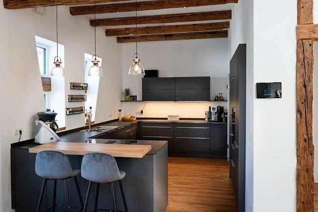 Steinhart – Küchen im Betonlook bleiben im Trend