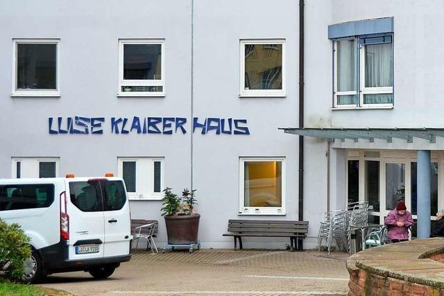 Corona-Lage im Luise-Klaiber-Haus entspannt sich weiter