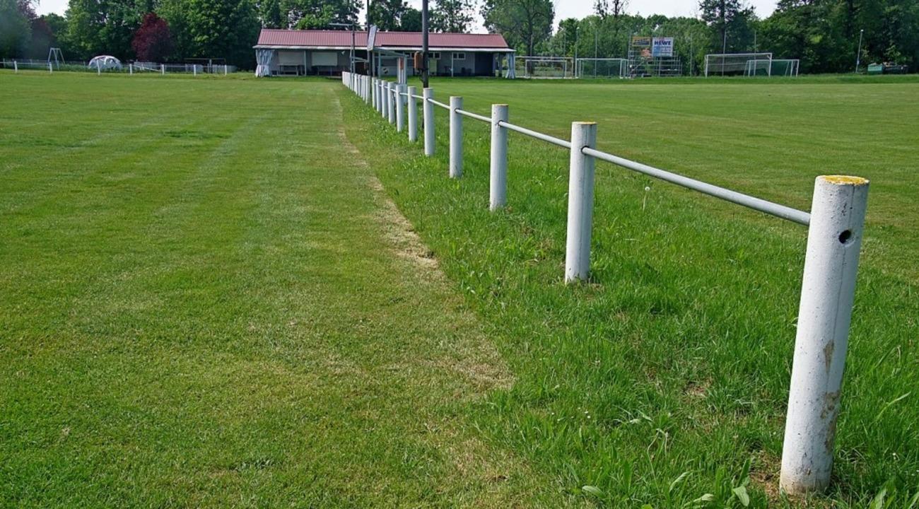 Die Sportanlagen in Kenzingen (im Bild...ser-Brunnen lehnte der Gemeinderat ab.    Foto: Ilona Huege