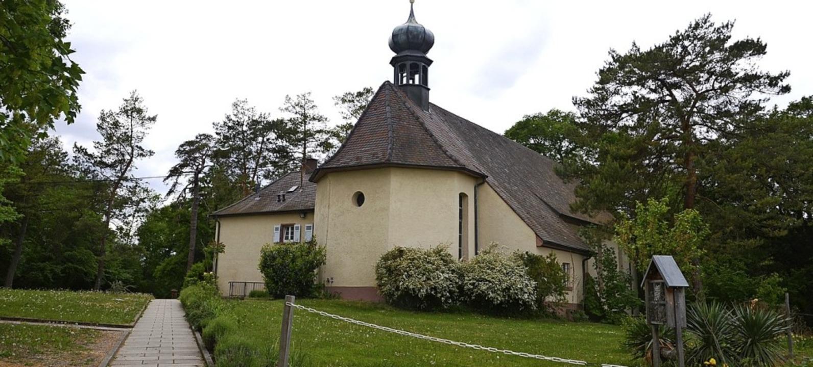 Die Litzelbergkapelle – normaler...t aber in der aktuellen Corona-Krise.   | Foto: Roland Vitt