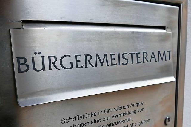 Herrischried wählt am 19. Juli einen neuen Bürgermeister