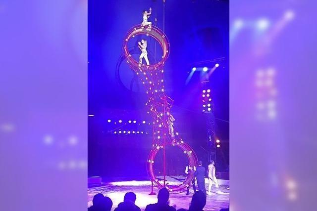 Weihnachten ohne Circus?
