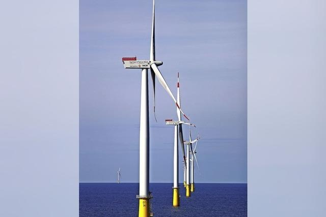 Rückenwind für Windkraft