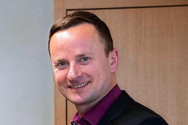 Bürgermeister Mario Schlafke ist begeistert vom Miteinander der Eschbacher