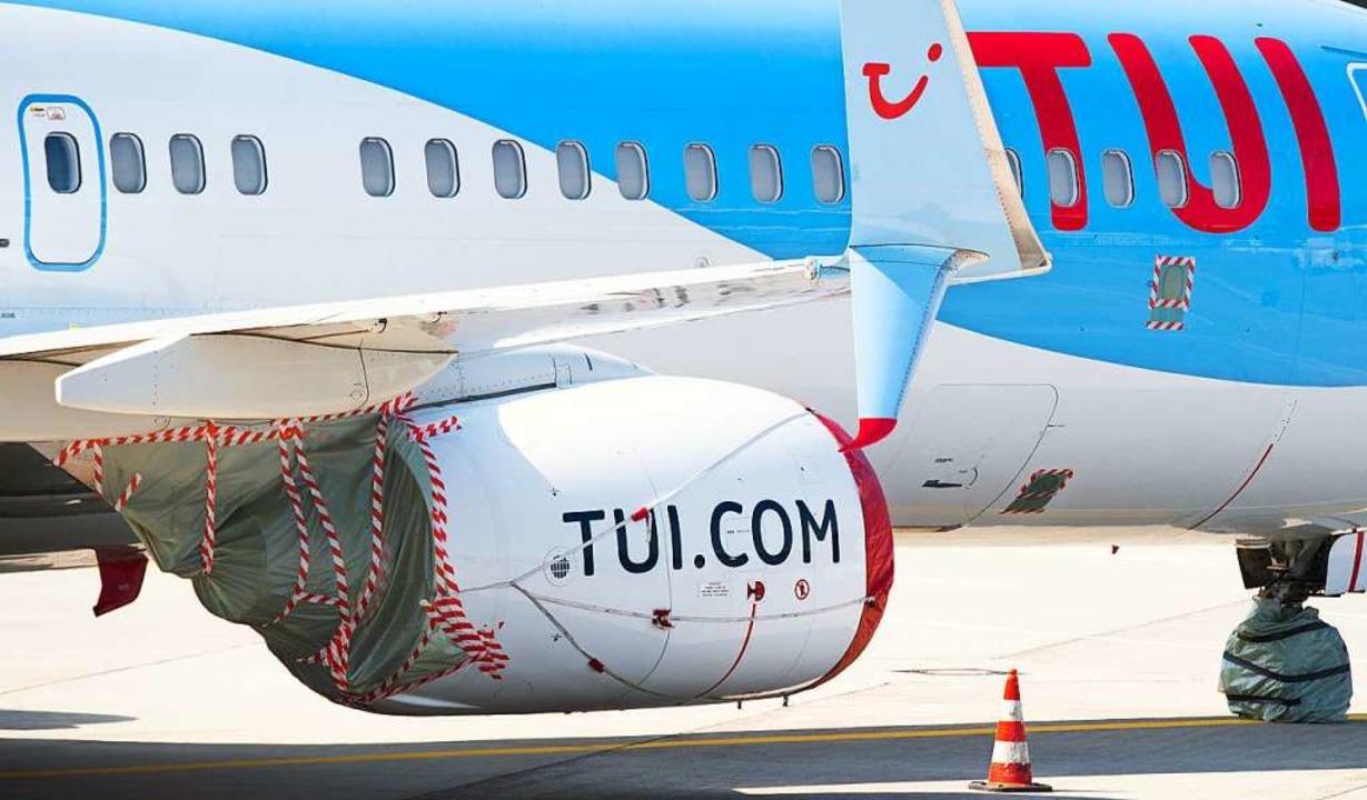 Bei Tui werden Stellen künftig nicht mehr besetzt oder abgebaut.    Foto: Julian Stratenschulte (dpa)