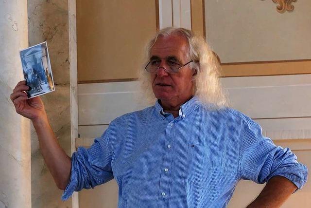 Sulzburger Archivar moderiert Vortragsreihe im Internet