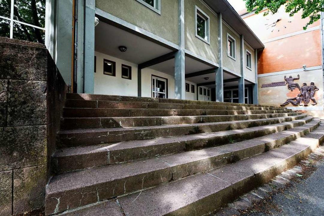 Das Berthold-Gymnasium soll deutlich größer werden...    Foto: Thomas Kunz