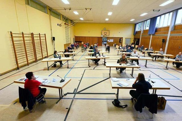 Bau eines neuen Gymnasiums war Top-Thema im Opfinger Ortschaftsrat