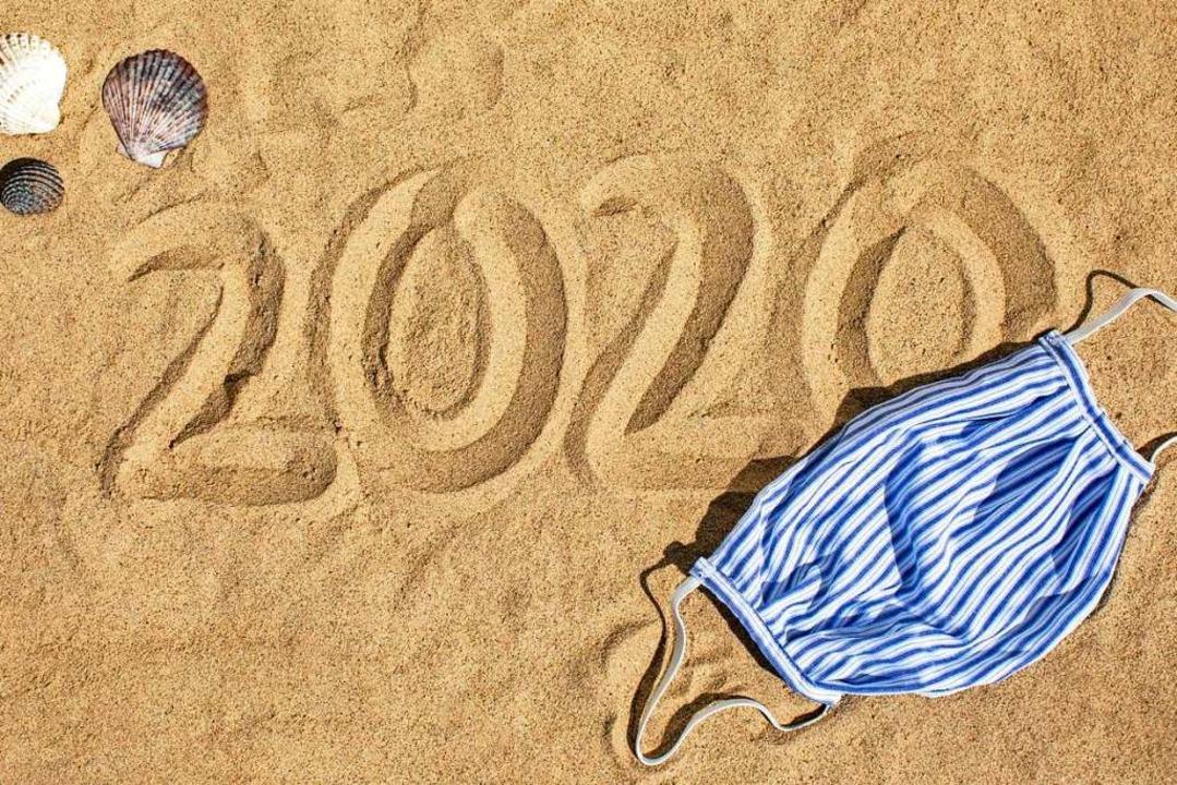 Dieses Jahr dürfte es mit dem Strandurlaub schwierig werden.  | Foto: CosmosDirekt (dpa)