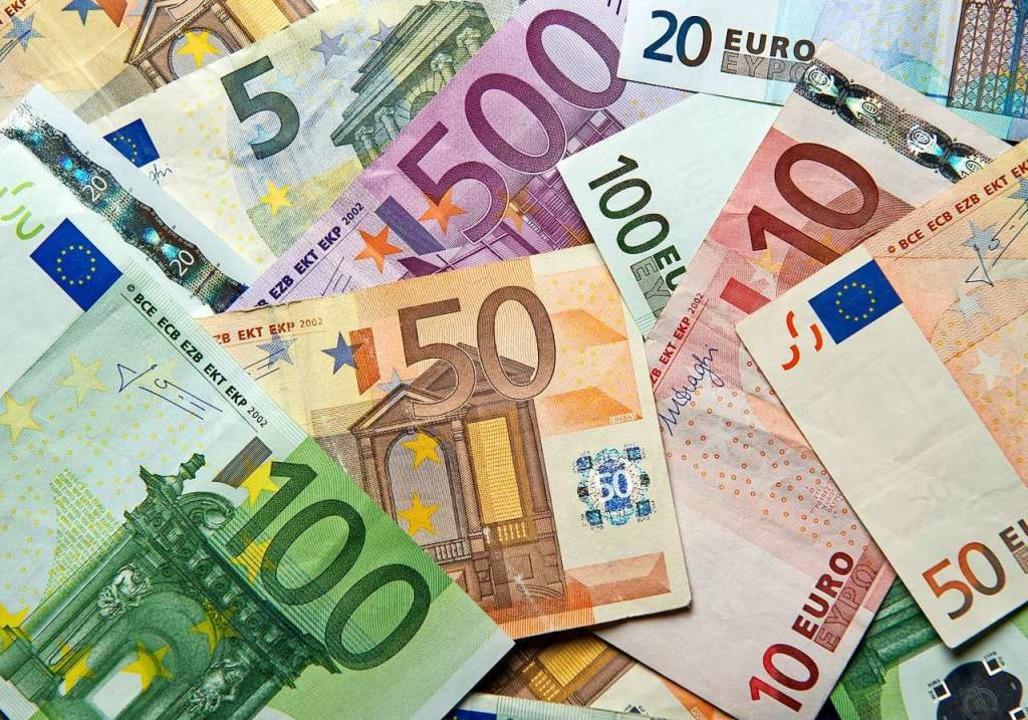 Wieviel Geld March im Haushaltsjahr 20...emie noch nicht absehbar (Symbolbild).    Foto: Daniel Reinhardt