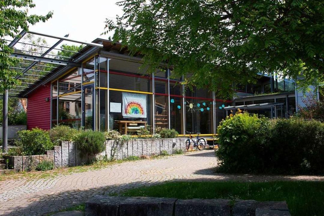 In der SOS-Kindertagesstätte soll die ...Über-Dreijährigen konzentriert werden.  | Foto: Volker Münch