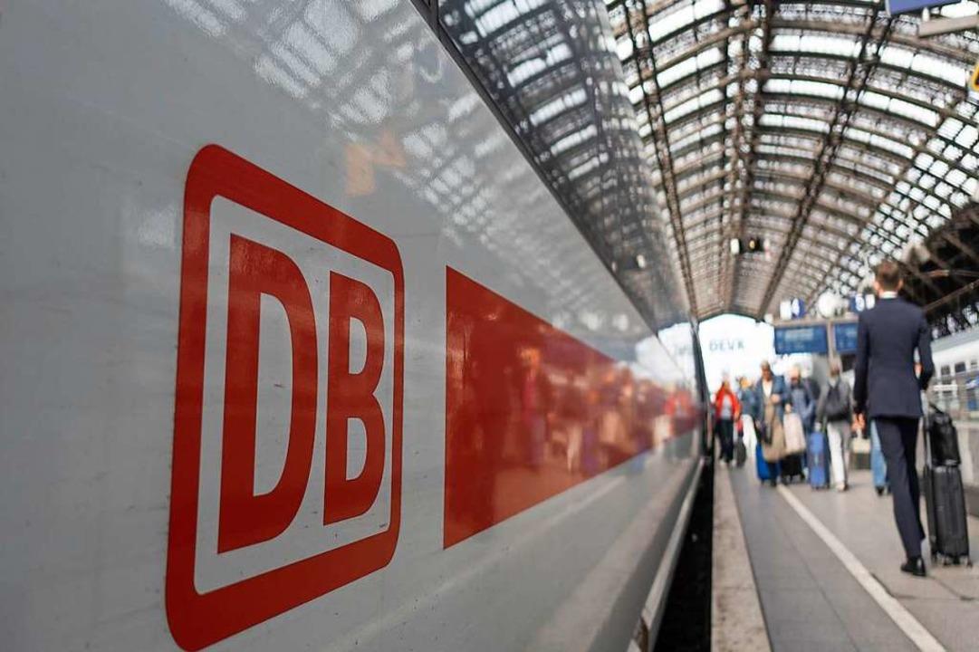 In Corona-Zeiten reisen bis zu 90 Proz...nschen mit der Bahn als vor der Krise.    Foto: bilderstoeckchen  (stock.adobe.com)