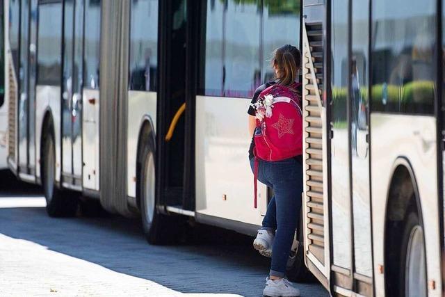 Regio-Verkehrsverbund Freiburg will Kosten für Schüler-Abos erstatten