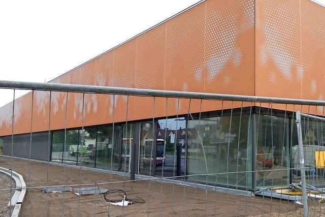Fasnachtsveranstaltungen dürfen in der neuen Brombacher Halle stattfinden