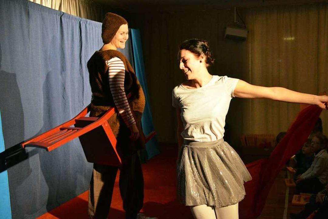 Normalerweise spielt das Theater Buden...tler das Gegenteil davon (Archvibild).  | Foto: Rita Eggstein