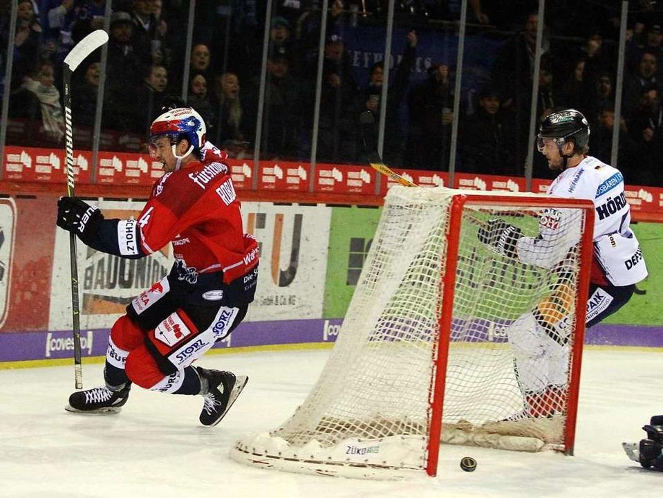 Verteidiger Colby Robak spielt auch in...menden DEL-Saison für die Wild Wings.   | Foto: Dieter Reinhardt