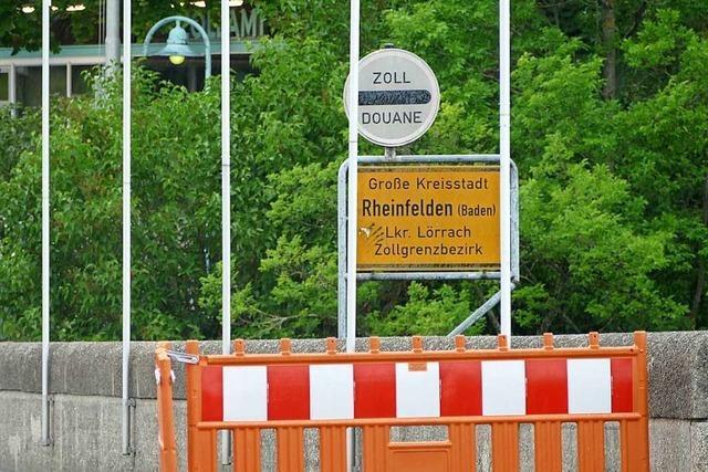 Der Wegfall der Grenzkontrollen ist eine gute Nachricht für Südbaden