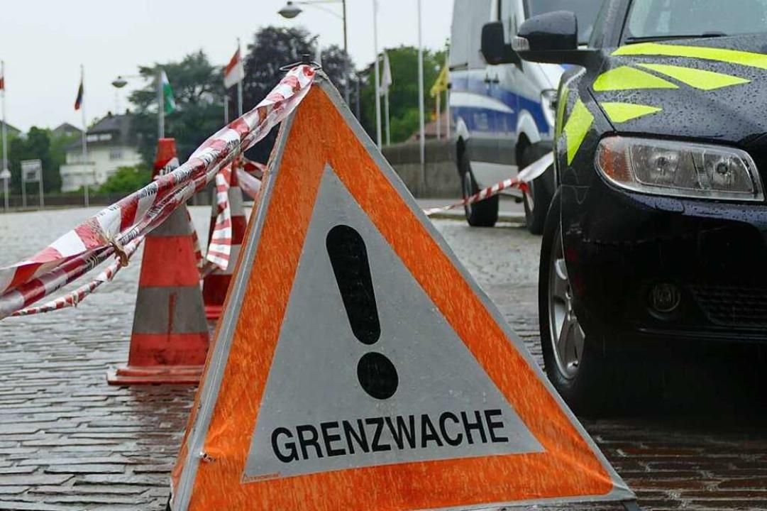 Am 15. Juni werden die Grenzen geöffnet.  | Foto: Ralf H. Dorweiler