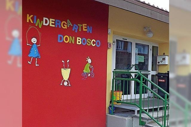 Weiterhin 99 Plätze für Kinder