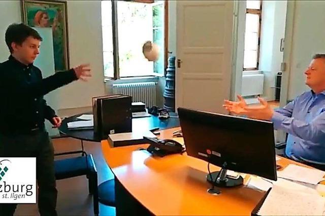 Warum Klopapier durch das Sulzburger Rathaus fliegt
