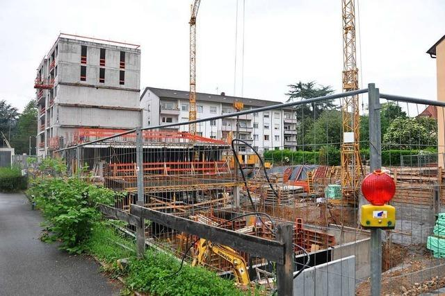2019 war für die Baugenossenschaft Lörrach