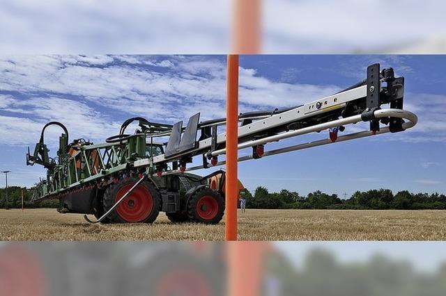 Digitaltechnik hilft Landwirten, gezielter auf den Feldern zu arbeiten