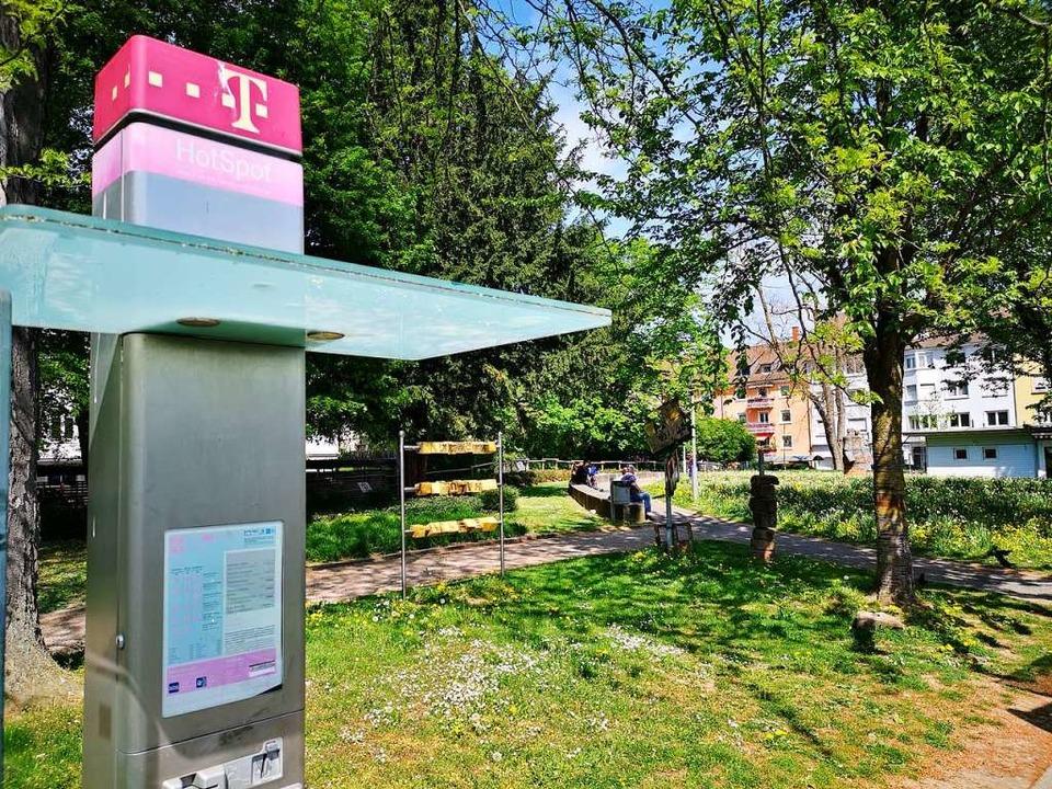 Im Pfählerpark wandelte sich die Verzweiflung der Angeklagten in Aggressivität.    Foto: Ralf Burgmaier