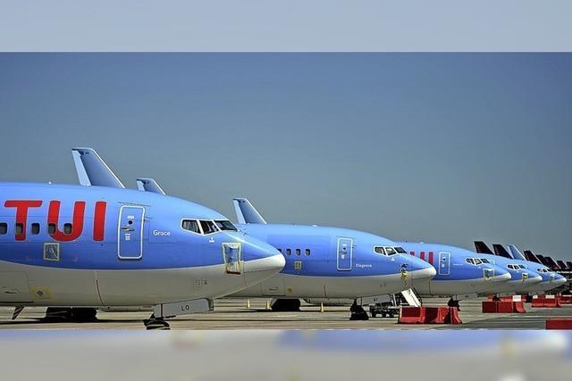 Reisekonzern TUI kappt 8000 Jobs