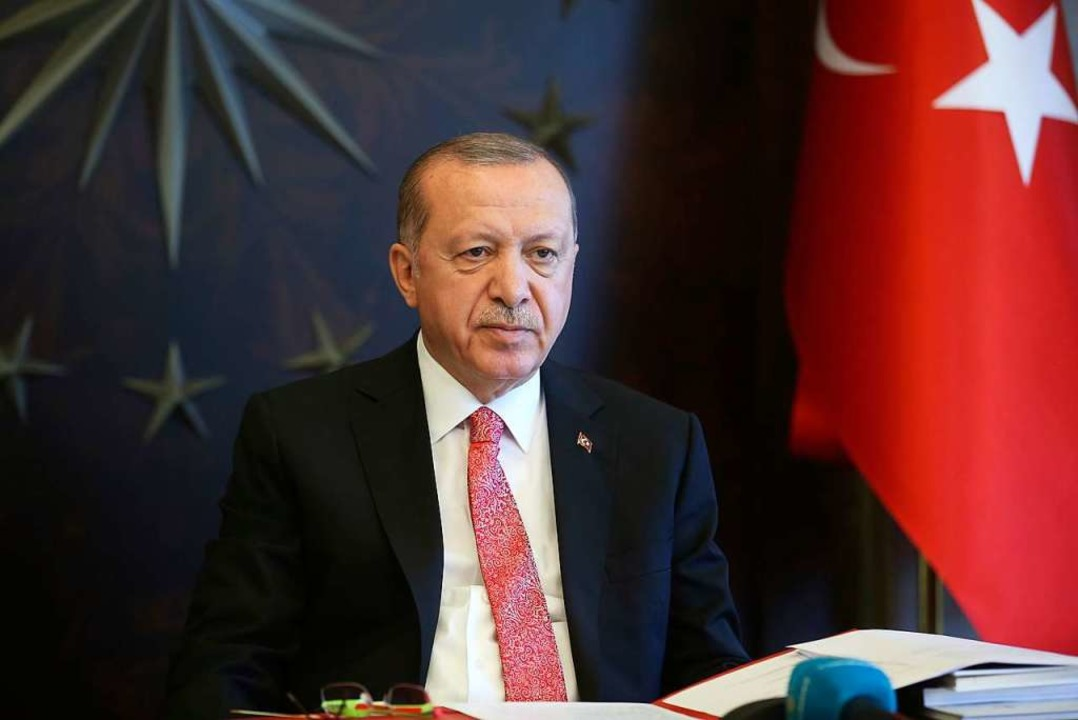 Recep Tayyip Erdogan  | Foto: Uncredited (dpa)