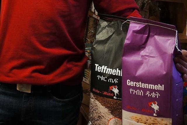 Birlin Mühle in Rheinfelden produziert eritreisches Mehl