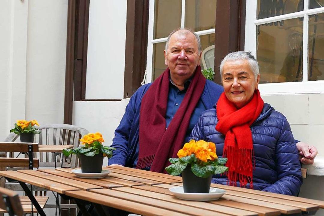 Die Eigentümer Roland und Adelheid Wagner müssen weitersuchen.  | Foto: Mark Alexander