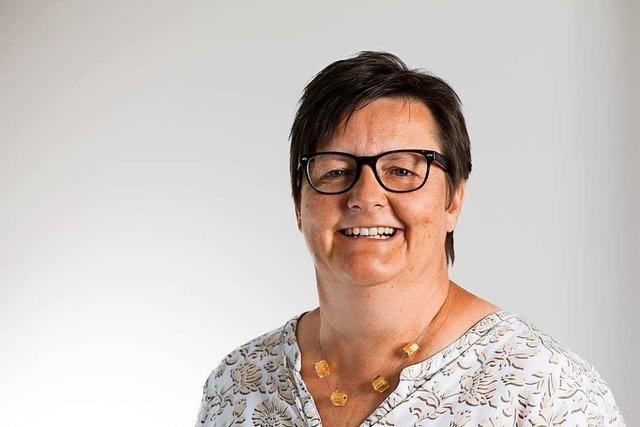 Karin Schöttler verlässt Grenzach-Wyhlens Hauptamt