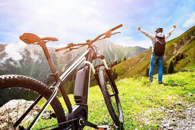 Wann lohnt sich ein E-Bike? Sechs Radfahrtypen im Porträt