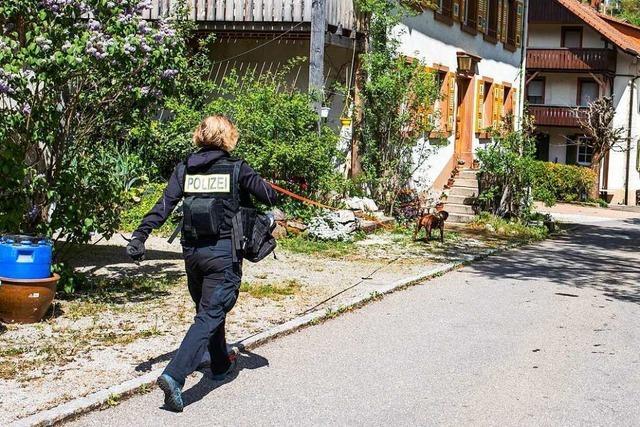 Polizei nimmt möglichen Fluchthelfer in Offenbach fest