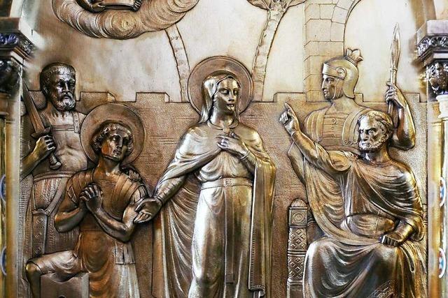 Am Donnerstag ist Tag der Heiligen Corona