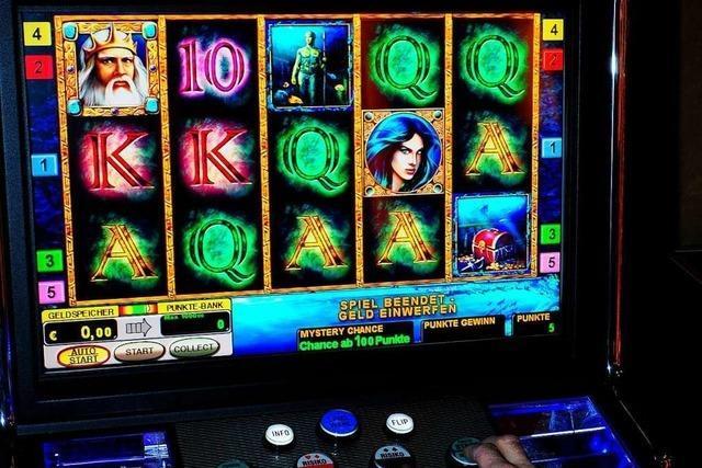 Verstoß gegen die Spielverordnung kostet eine Frau knapp 4000 Euro