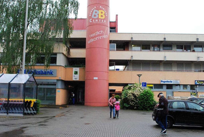 Station 2: Das Zentrum Bürkle-Bleiche  | Foto: Sylvia-Karina Jahn