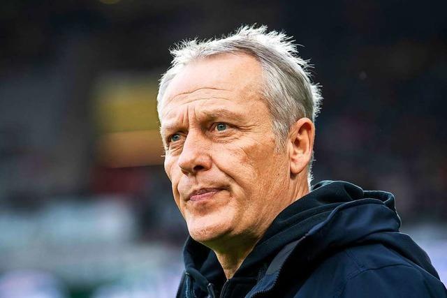 Christian Streich verteidigt Bundesliga-Neustart gegen Kritiker