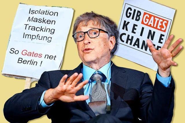 Bill Gates – der neue Lieblingsfeind der Verschwörungstheoretiker