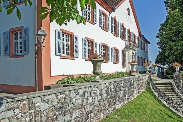 Das Schliengener Schloss Bürgeln darf wieder besichtigt werden