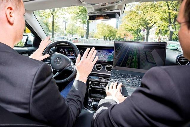 Breisach bekommt halbe Million Euro für selbstfahrenden Bürgerbus