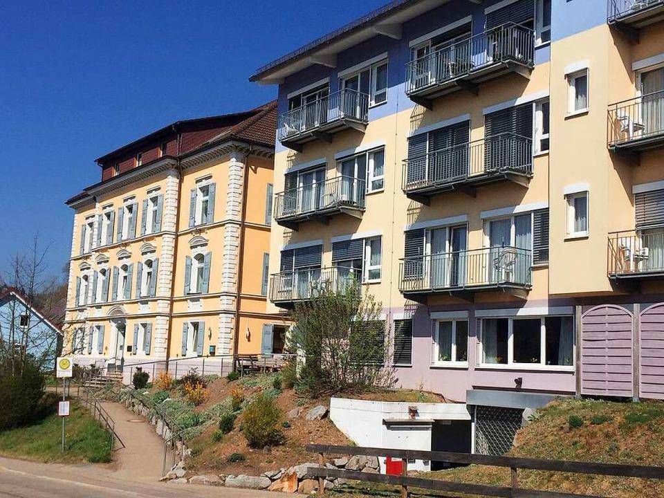 Das Seniorenheim St. Franziskus in Lenzkirch.  | Foto: Ursula Harder