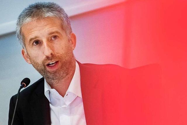 Tübinger Gemeinderat beschließt Resolution gegen umstrittene Palmer-Äußerungen