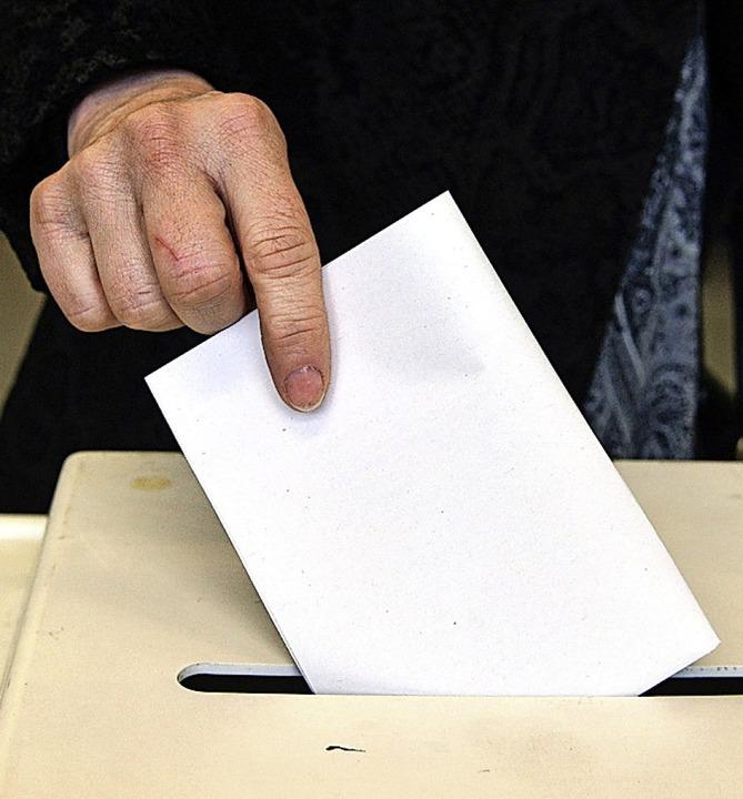 Auch Wahlkandidaten könnten per Briefwahl bestimmt werden.  | Foto: Thomas Kienzle