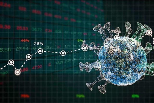 Aktuelle Daten zum Coronavirus in Südbaden und aller Welt
