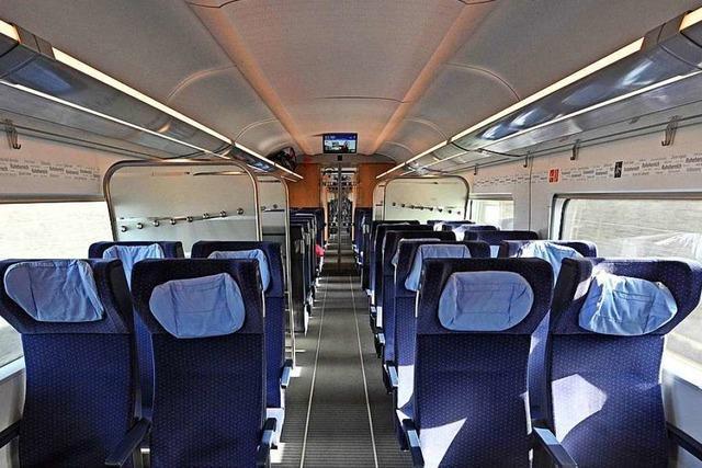 Maskenpflicht jetzt auch im Fernverkehr der Bahn
